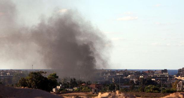 ليبيا: الجيش يتقدم فـي بنغازي ومخاوف أممية من تمدد الإرهابيين