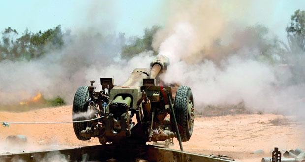 ليبيا: قوات الحكومة تعلن السيطرة على أكبر مصنع للمتفجرات في سرت