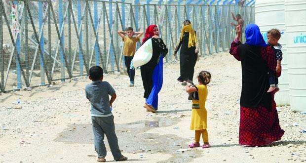الإرهابيون يعيقون تقدم القوات العراقية بمعركة تحرير الموصل