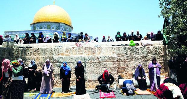 فـي يوم القدس العالمي .. مسيرات حاشدة والمقاومة تشتكي الخذلان والحصار