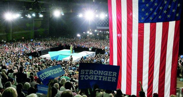 كلينتون تختار تيم كين نائبا لها في الانتخابات الأميركية