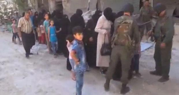 سوريا تبدي استعدادها لاستئناف (جنيف) دون شروط مسبقة