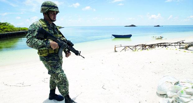 الفلبين مستعدة لتقاسم الثروات في بحر الصين الجنوبي