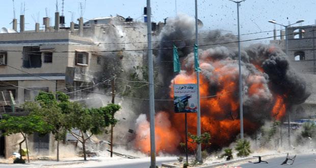 إعمار غزة المدمرة.. بين الحصار الإسرائيلي ونقص مواد البناء