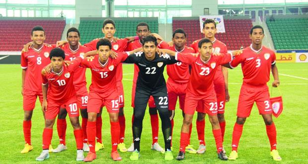 منتخبنا الوطني لناشئي القدم يختبر نفسه أمام اليابان