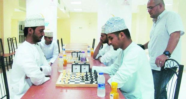 في برنامج شبابي ختام بطولة الشطرنج لأندية جنوب الشـرقية