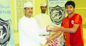 ختام ناجح لبطولة أكاديمية نادي صلالة للهوكي