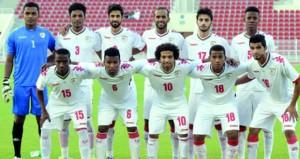 منتخبنا الأولمبي لكرة القدم يواصل مرانه بقيادة حمد العزاني