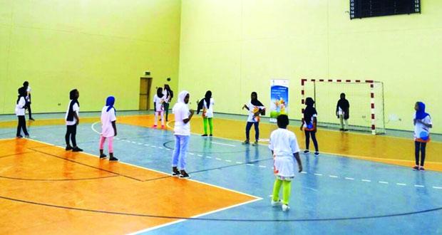 تواصل تفعيل مراكز صيف الرياضة بجنوب الشرقية