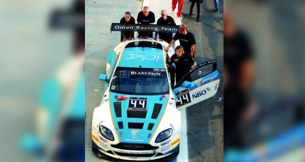 فريق عمان لسباقات السيارات أنهى تجارب سباق سبا بنتيجة مميزة