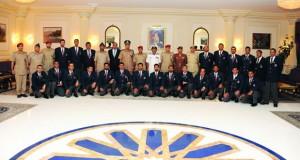 فوز فريق قوات السلطان المسلحة للرماية بالمركز الأول
