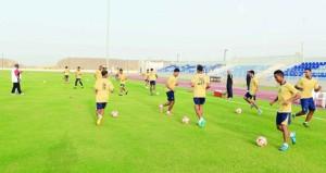 منتخبنا العسكري يبدأ معسكره التدريبي الأول استعدادا لبطولة كأس العالم العسكرية للقدم « السيزم»