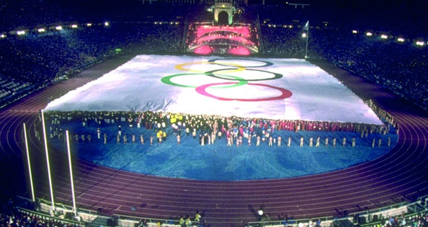 في أولمبياد برشلونة 1992: دورة سامارانش والأمم المتحدة الرياضية