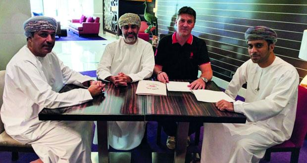 فريق نادي عمان لكرة اليد يختار الكرواتي تونيك على رأس الجهاز الفني