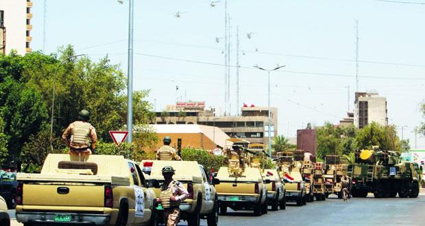 العراق: مفخخة ببغداد والقوات تتقدم في نينوى