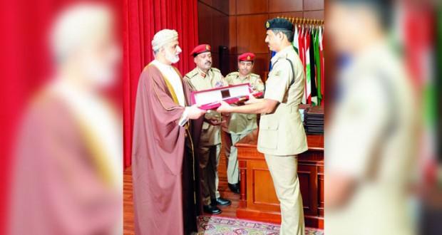 برعاية وزير العدل.. كلية القيادة والأركان تحتفل بتخريج الدورة التاسعة والعشرين من الضباط