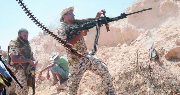 ليبيا:(الوفاق) تنتقد عدم التنسيق الفرنسي و(المؤقتة) تنفي وجود قوات أجنبية بمناطقها