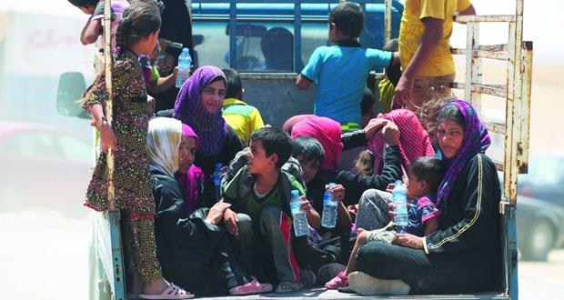 العراق: مقتل عدد من قادة داعش فـي ضربة جوية قرب القيارة