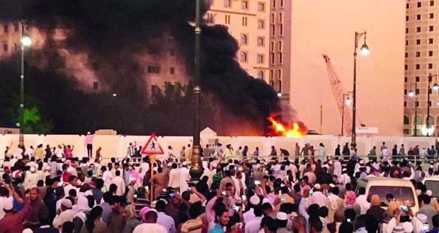 السعودية: انتحاريون يهاجمون المدينة والقطيف وجدة