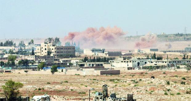 الجيش السوري يضيق الخناق على المسلحين بحلب ومعارضو الخارج يستنجدون بمجلس الأمن .. والأمم المتحدة تأمل بمحادثات نهاية أغسطس