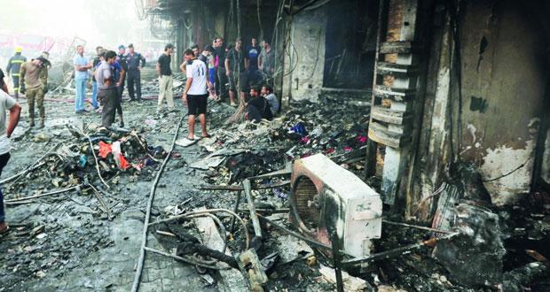 العراق: حداد بعد ليلة دامية تخلف مئات القتلى والجرحى