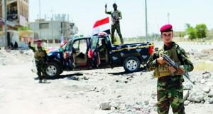 العراق : توقع عودة النازحين من الفلوجة خلال شهر