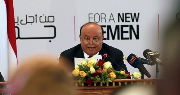 وفد الحكومة اليمنية يوقع مسودة اتفاق الأمم المتحدة