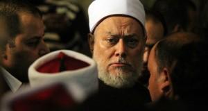 نجاة مفتي مصر الاسبق من محاولة اغتيال