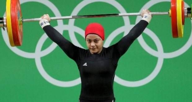 """مصر تحقق اول ميدالية في """"ريو"""" ببروزنزية الرباعة سارة سمير"""