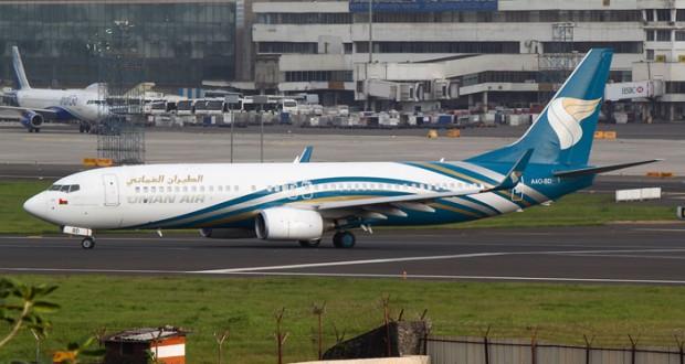 الطيران العماني يضم أحدث طائرة من طراز بيونج إلى أسطوله