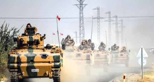 سوريا: الصين تدرب عناصر من الجيش وتعزيزات تركية في جرابلس