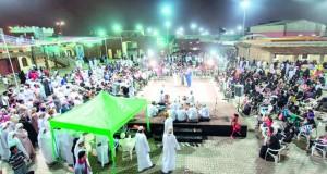 المهرجان يبرز المقومات التراثية والثقافية للسلطنة