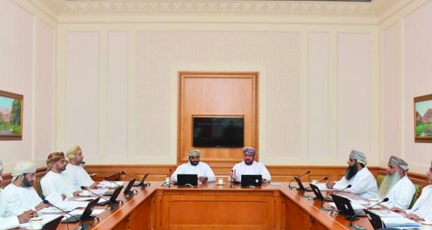 """""""تشريعية الشورى"""" تناقش تعديلاتها على اللائحة الداخلية للمجلس"""