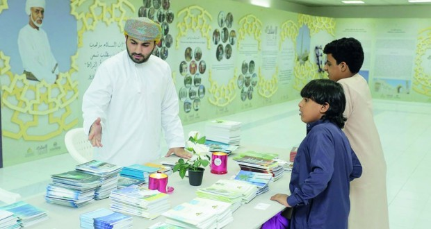 الاوقاف تشارك في المهرجان بمعرض رؤية الإسلام