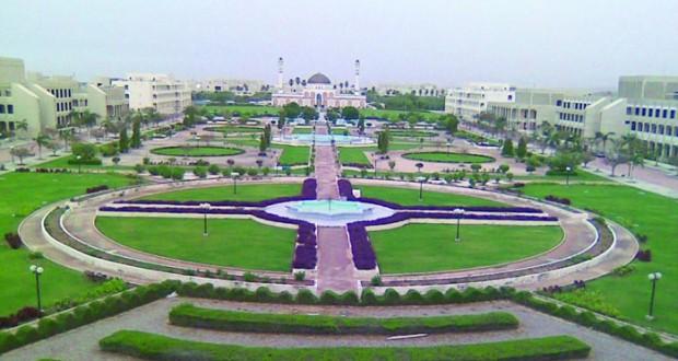 جامعة السلطان قابوس تستقبل الدفعة 31 .. اليوم