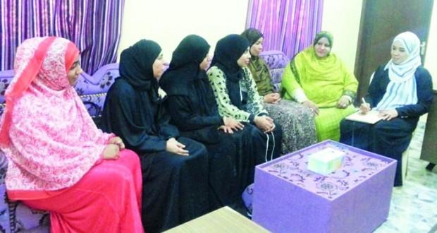 جمعية المرأة بالقابل تناقش خطتها العامة للمرحلة المقبلة