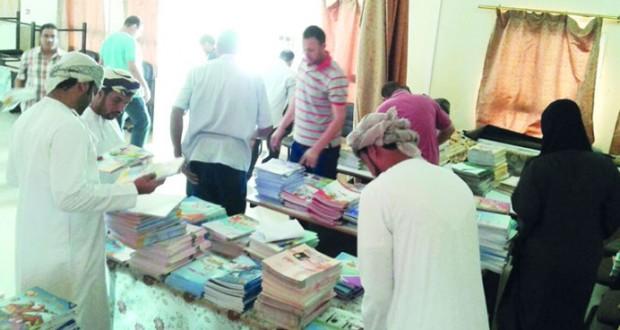 تعليمية الوسطى تنهي استعداداتها لاستقبال 5891 طالباً وطالبة للعام الدراسي الجديد