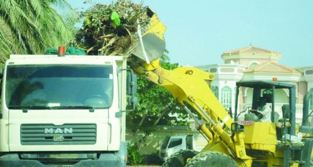فعاليات مختلفة تنفذها بلدية الخابورة