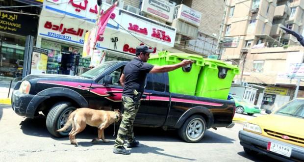 العراق: تقدم سريع بالقيارة و منشورات فوق الموصل تحث المدنيين على عدم النزوح