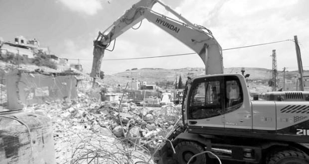 الاستيطان يهدد بفصل بيت لحم والخليل عن الضفة المحتلة