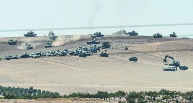 دبابات تركية تتوغل بسوريا ودمشق تعتبره خرقا سافرا وانتهاكا لسيادتها