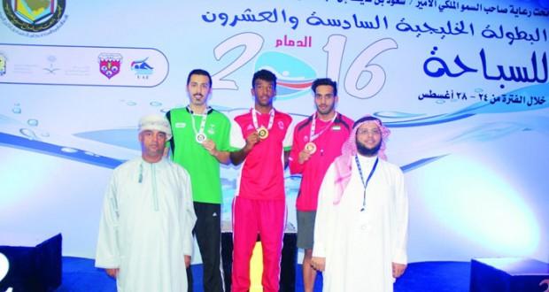 في بطولة الخليج للسباحة بالدمام: بعثتنا تكسب الاحتجاج والفنية تقرر الغاء نتائج البلاروسي سباح المنتخب البحريني