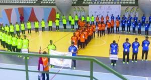 افتتاح معسكر شباب الأندية بمحافظة ظفار