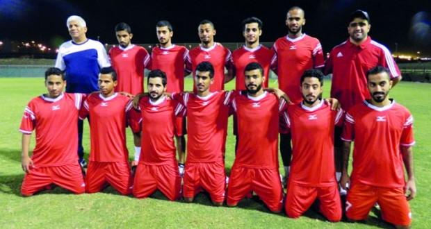 منتخبنا الوطني الجامعي يخوض تجربة ودية اليوم أمام نادي عُمان