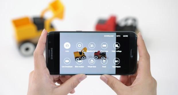 تقنية جلاكسي الجديدة تتيح إمكانية التقاط صور عالية الجودة