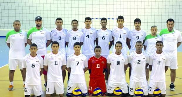 منتخب براعم الكرة الطائرة يشارك في المهرجان الخليجي الثاني للصغار في البحرين