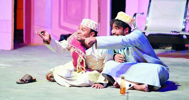 15 فرقة مسرحية عمانية تتنافس على المشاركة في مهرجان الرستاق للمسرح الكوميدي الأول
