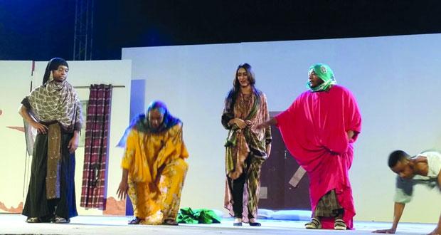 """فرقة السلطنة للثقافة والفن تقدم العرض الأول لمسرحية """"عجيبون .. غريبون !"""""""