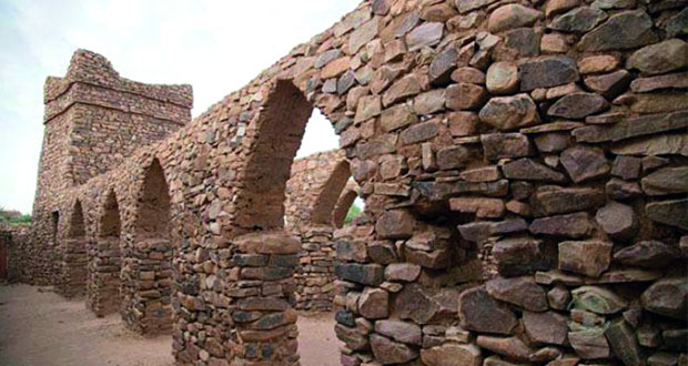 """""""وادان"""" .. أقدم المدن التاريخية في موريتانيا"""