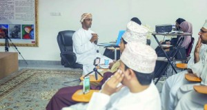 """المصور مهند البدوي يقدم حلقة عمل حول """"المعالجة الرقمية لصور الوجوه"""""""